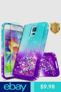 For Samsung Galaxy Note 4 Used Iphone, Iphone Cases, Galaxy Note 4 Case, Samsung Galaxy S5, Screen Protector, Galaxies, Cell Phone Accessories, Glitter, Ebay
