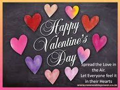 #Renewablepowersystemsdelhi wishes Spread the Love in the Air. Let Everyone feel it in their Hearts #HappyValentinesday2020