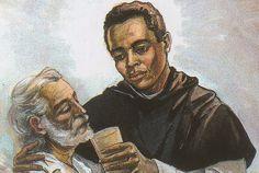 Comparto una Oración a San Martín de Porres por los Enfermos Yo te curo, Dios te sana  Oración  En el nombre de la Santísima Trinidad.  En el Continue Reading →