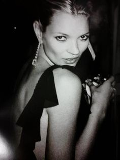 kate moss & cocktails #partygirl #millyny