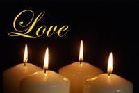 Love – The Fourth Sunday of Advent Advent Wreath Prayers, The Four, Kids Church, Ministry, Christmas Stuff, Christmas Ideas, Sunday, Joy, Peace