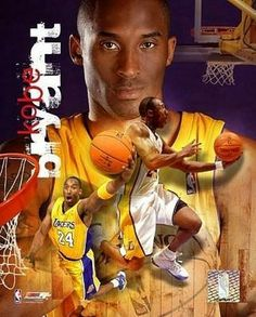 KOBE BRYANT Los Angeles LA Lakers LICENSED un-signed poster picture 8x10 photo