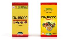 Dialbrodo - Restyling 2006 - Prima e dopo #design #food #packaging