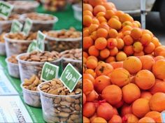 Hillcrest Farmers Market my favorite farmers market ever. They are huge