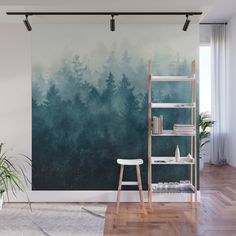 Buy The Heart Of My Heart // So Far From Home Edit Wall Mural by tekay. Worldwide shipping available at Society6.com. Just one of millions of high quality products available.