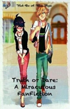 It was just a game to Adrien, an unrealistic dream to Marinette, and a plan to Alya and Nino. None of them realized tha...