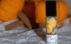 Pumpkin Juice Spice Essential Oil Perfume via Psychedelic Snowflake Objets d'Art   . Click on the image to see more!