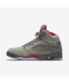0c5a112a873 Air Jordan 5 Retro Dark Stucco River Rock Bio Beige University Red  136027-051 Jordans. Jordans For SaleAir ...