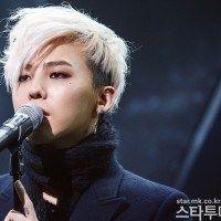 G-Dragon at M! Countdown: Press Photos (131107)