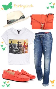 Frühlingslook. #Look #Outfit #Frühling #spring #Mode #Fashion
