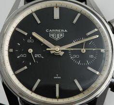 Heuer Carrera 3647 N at Goldgier