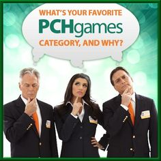 Casino? Sports? Strategy? The Prize Patrol wants to know... #PCH