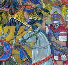 Military History, Ancient Greek, Warfare, Old World, Old Things, Princess Zelda, Illustration, Fictional Characters, Art