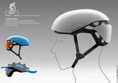Stylish Skull Shields - The Wallmann Bike Helmet Keeps Your Head and Fashion Sense Safe (GALLERY)