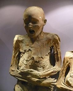 The Nazca Mummies – Peru