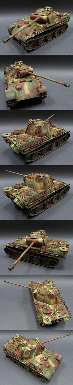 Panter G 1/35 Scale Model