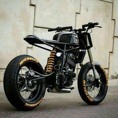 182 Likes, 3 Comments - Cafe Racers Cafe Racers, Cafe Racer Bikes, Cafe Racer Motorcycle, Motorcycle Design, Moto Custom, Custom Bikes, Custom Cars, Honda Scrambler, Street Scrambler