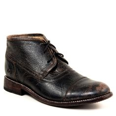 Bed Stu Randall, Black Lux, The rustic chukka boot you have been searching for! Randall has the right amount of vintage appeal and class. Pair these with some jeans for the casual look or dress them up with some chinos for a more refined appearance, either way Randall will make you look good!