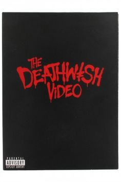All you will see is real! - Deathwish The Deathwish Video DVD | #skatedeluxe #sk8dlx #video #skateboarding #dvd #deathwish