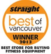 Best of Vancouver 2013 Winner: Fitness Town on West 4th!