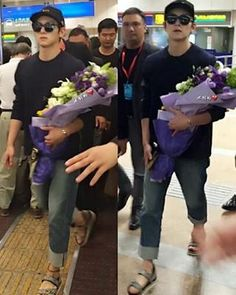 2016.07.13 Ji Chang Wook arrived in Beijing . .  #jichangwook #지창욱 #池昌旭 #チチャンウク #JCW #EmpressKi #Healer #Mr_Right #旋風少女2