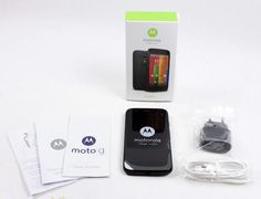 #un_boxing #Motorola #moto_g .. first look and impressions