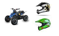 Faszinierendes Hobby - Kinder-Quad Monster Trucks, Vehicles, Helmets, Hobbies, Round Round, House, Kids, Ideas, Car