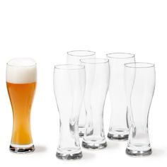 Leonardo 017201 Froment Maxima Set de 6 Verres à Bière 21,90€