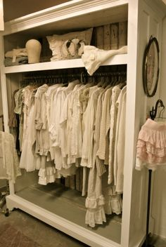 "Colbycottage ""Ruffles and Lace"" upcycled clothing"