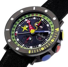 Alain Silberstein Black Marine Krono Amazing Watches, Cool Watches, Watches For Men, Men's Watches, Alain Silberstein, Watch Image, Luxury Watch Brands, Cool Things To Buy, Stuff To Buy