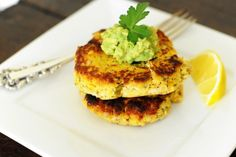 Tuna Bacon Cakes www.stiritup.me