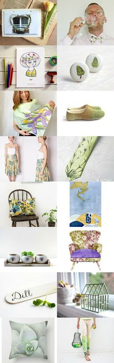 Spring Gifts by Dorota on Etsy--Pinned with TreasuryPin.com