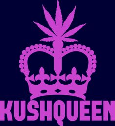 Cute t shirt designs - kushqueen tshirt