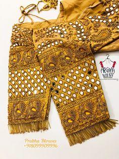 Sai blouse designs Why Choosing Landau Uniforms And Scrubs Just Makes Sense As a professional, you d Cutwork Blouse Designs, Pattu Saree Blouse Designs, Simple Blouse Designs, Stylish Blouse Design, Bridal Blouse Designs, Blouse Neck Designs, Lehenga Blouse, Traditional Blouse Designs, Mirror Work Blouse Design