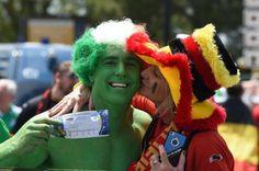 Irlande - Belgique (c) FAIrlande