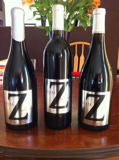Zerba Cellars, Walla Walla Valley sent these wine samples to me!