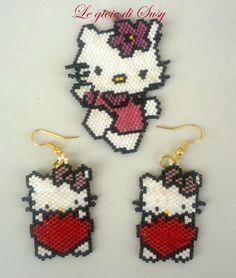 Piccola parure Hello Kitty