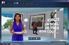 Parution TV /// #M6 / 12.45 / Novembre 2012