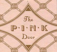Date Idea! The Pink Door in Seattle: Italian-American Restaurant & Cabaret Lounge. http://thepinkdoor.net/index.html