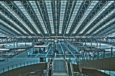 Osaka station Japan