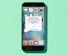 """How to get rid of the annoying iPhone """"Not Enough Storage"""" alert. The secret to scoring free extra storage space. 