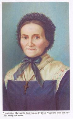 Mystics of the Church: Blessed Marguerite Bays, lay mystic and stigmatic