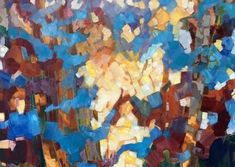 The Collection : Island - Abstract Landscapes by Teresa Smith - Artist Abstract Landscape, Oil On Canvas, Landscapes, Spirit, Island, Artist, Painting, Collection, Paisajes