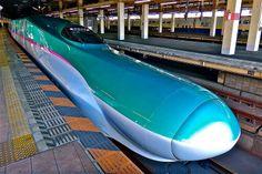 東北新幹線 はやぶさ E5系, E5 Shinkansen, Japan