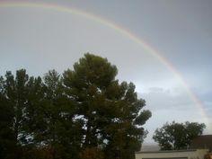 Rainbow over Saugus