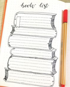 Bullet Journal Books to Read — Sweet PlanIt Bullet Journal Reading List, Bullet Journal Bookshelf, Bullet Journal Tracking, Bullet Journal Cover Page, Bullet Journal Notebook, Bullet Journal Themes, Bullet Journal Spread, Bullet Journal Layout, Book Journal