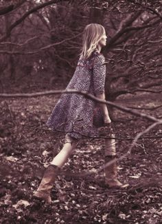 life through a lens: suvi koponen by glen luchford for uk vogue april 2014