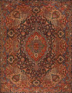 Nicht für uns, aber: Wow! - Orientteppich Echter Handgeknüpfter Perserteppich (390 x 300)cm