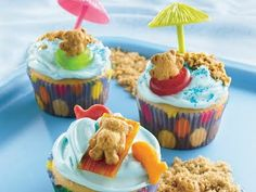 Beach party -- I think my girls would like this one!