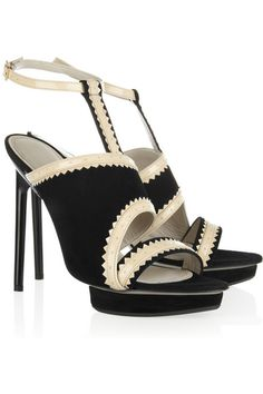 935c8b463 Jason Wu Penelope suede sandals Boots For Sale